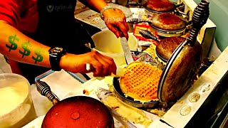 How To Make Waffles Properly For Cheap