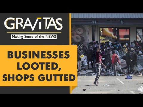 Gravitas: WION Ground Report: Indians under attack in South Africa