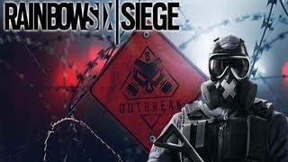 Zombi Oyunlarında Yeni Bir Devrim | OutBreak Rainbow Six Siege