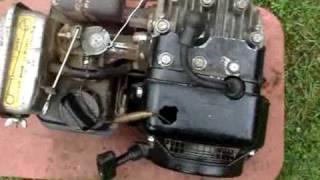 Moteur Kawasaki 1.6 ch 4 temps 76 cm³