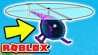 🚁 Helikopter Til 250.000! 🚁 - Roblox: Mad City