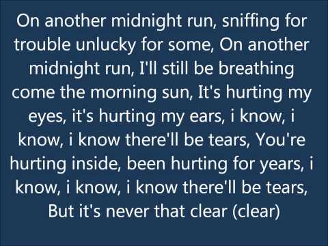 example midnight run lyrics