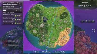Fortnite Schlacht königlichespiel Gateway ohne meine Freunde live auf youtube