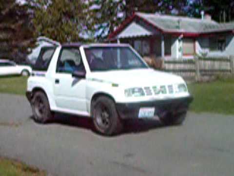 Geo Tracker/Suzuki Sidekick - Bad Speedometer Cable - YouTube