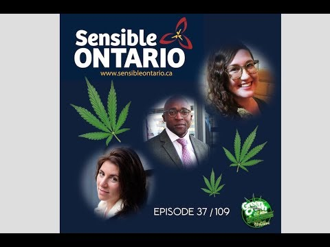 Green Crush With Alan Park - Special 420 Episode With Sensible Ontario!