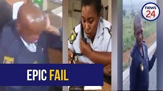 WATCH: Police incompetence exposed, prompting #MyPoliceStation