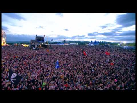 Arctic Monkeys live at T in the Park 2007