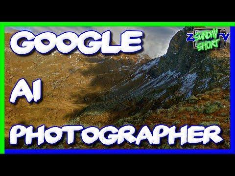 CREATISM GOOGLE A.I. PHOTOGRAPHER | Deepmind Ai learns to take photographs. Advanced AI 2017