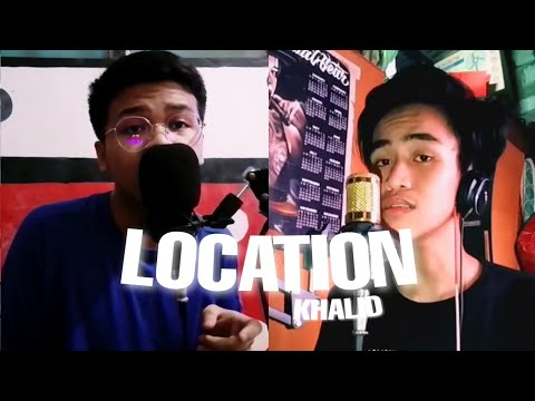 Location - Khalid (Cover x Ic Lloyd, Jeric Peligro)