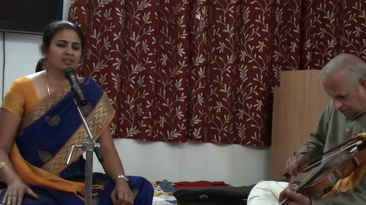 Download Shashi vadana   Carnatic Music Concert  Dr Sandhya Gopalakrishnan  at Saket Pranaam     M2U02080