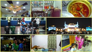 #DIML DAY IN RAMANTAPUR|HOUSE TOUR|EVERY TIME WE GOT FAILED|NAMPALLI TRAIN STATION|