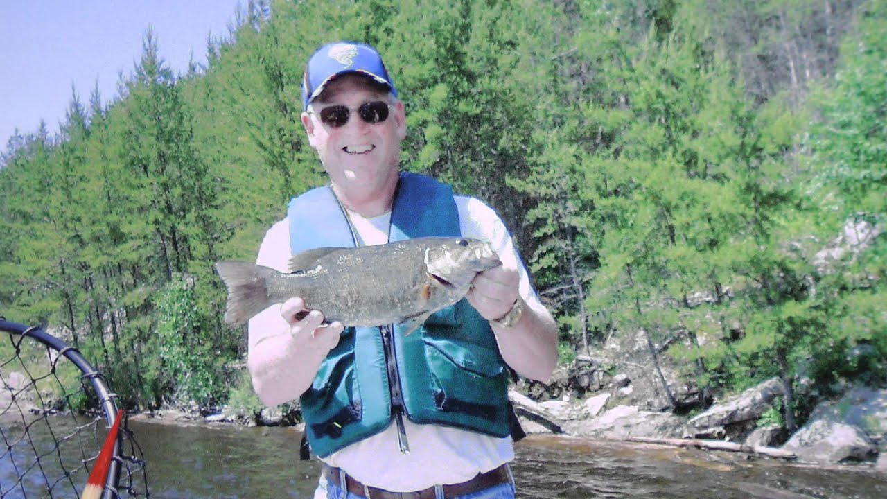 Best ever smallmouth bass fishing canadian shield lakes for Best fishing in canada