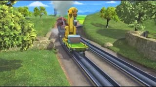 Chuggington   S01E07   Koko And The Squirrels