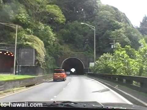 Pali Highway Oahu Youtube