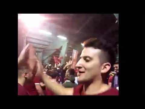 Avellino - Salernitana 2-3, tifosi granata in festa a fine gara