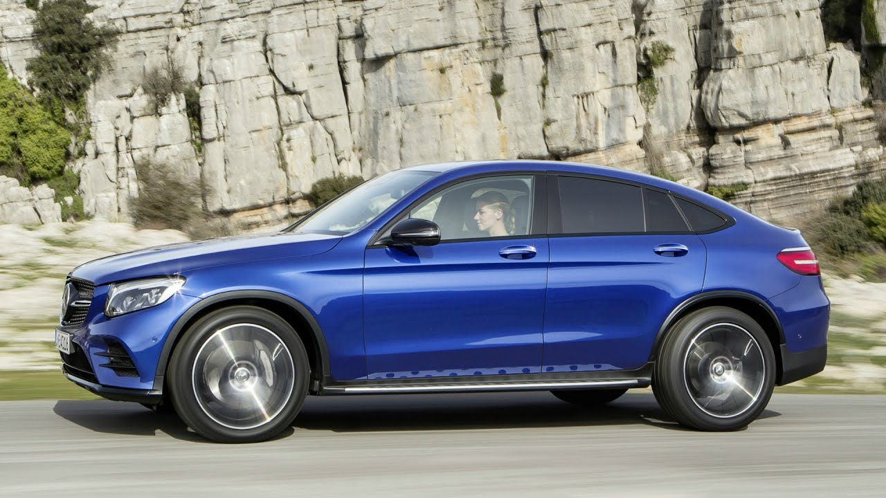 2016 Mercedes Glc 300 4matic Coupe Drive Interior And Exterior