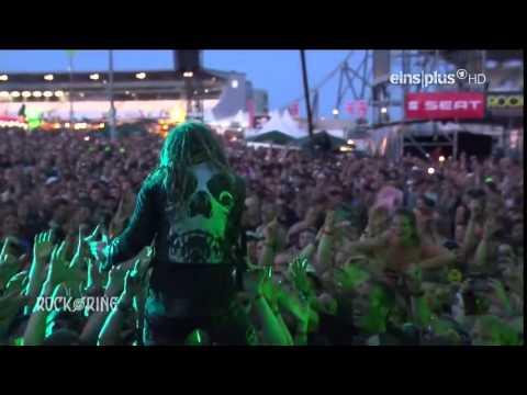 Rob Zombie - More Human Than Human HD At Rock am Ring 2014