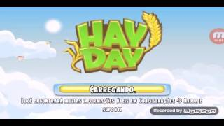 Hay day #9 temos pipoqueira