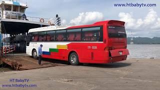 Wheels On The Bus 🚌 Bus Cat Ba Cat Hai Hai Phong Vietnam P2 ❤   HT BabyTV ✔︎