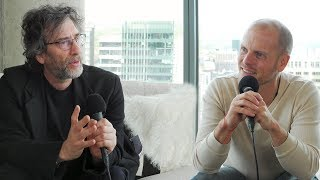 The Most Important Lesson Neil Gaiman Learned From Terry Pratchett | The Tim Ferriss Show