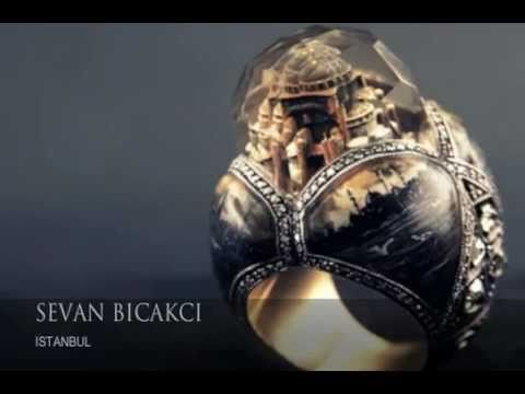 SEVAN BIÇAKÇI - One of the most famous jewelry designer of the world