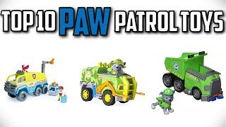 10 Best Paw Patrol Toys In 2019