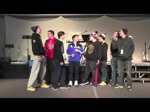 Varsity Boys Hockey Karaoke 2015