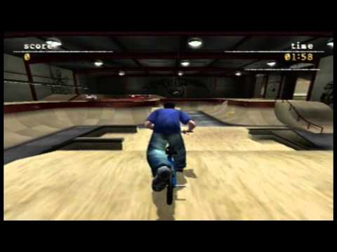 Let's Play Mat Hoffman's Pro BMX 2 Part 1: Oklahoma City