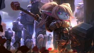 Poppy, Keeper of the Hammer - Music Login Screen | SonoraGamers