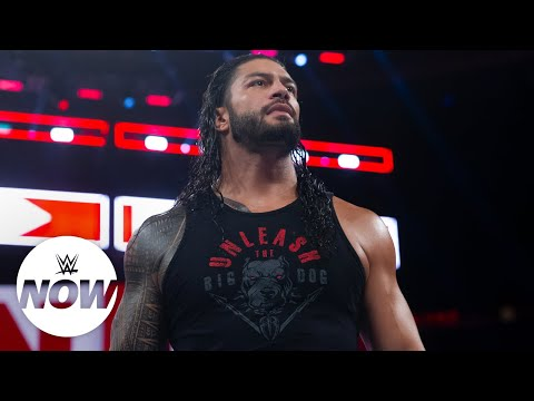 Superstars react to Roman Reigns return announcement: WWE Now