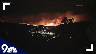 Cameron Peak Fire Continues To Blow Up In Larimer County