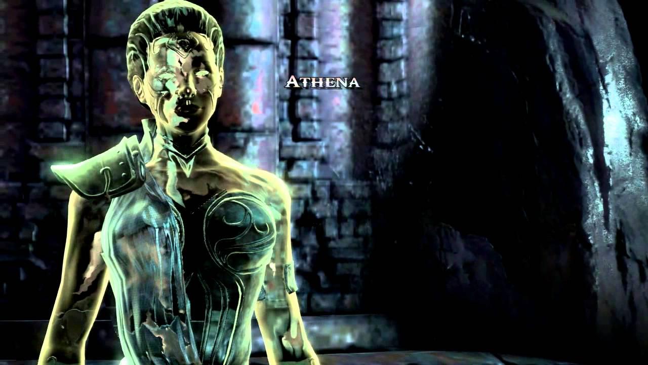 God Of War 3 Zeus & River Styx & Athena Tamil Game - YouTube