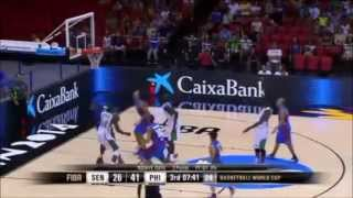 Gilas Pilipinas vs Senegal :3rd and 4th quarter full