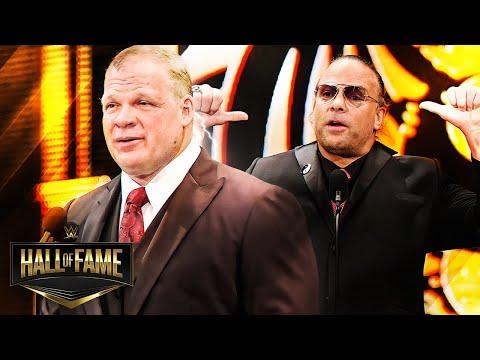 WWE Hall of Hame 2021 | Resumen
