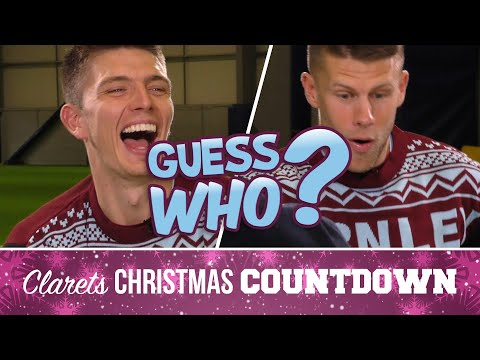 ABSOLUTELY TOSH | GUESS WHO? | Nick Pope v Johann Berg Gudmundsson