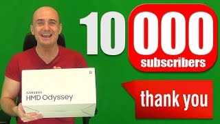 IS THIS MIXED REALITY? | 10,000 Subscribers - Thank you!!!