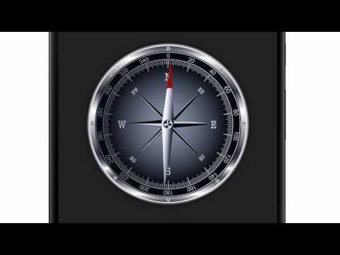 Smooth, Accurate, Beautiful: Compass For Android