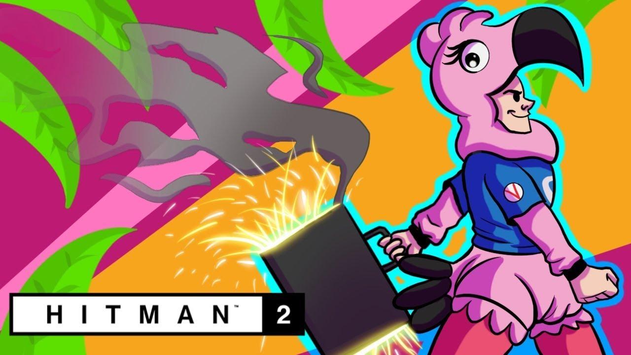 I'm So GOOD At This Game! | Hitman 2