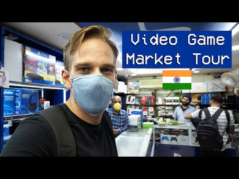 Why Don't Indians Buy Gaming Consoles? (Video Game Market Tour 🇮🇳)