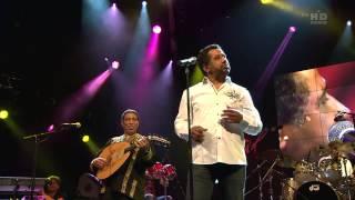 cheb khaled rouhi ya wahrane HD Suisse live 1