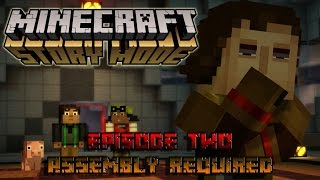Minecraft: Story Mode Season One | Episode 2: Assembly Required [ FULL EPISODE ]
