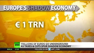 Black Books: EU shadow economy booms as austerity bites