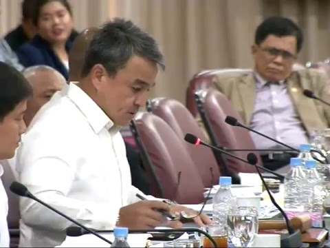 Committee Hearing On Dangerous Drugs (Sept. 26, 2017)