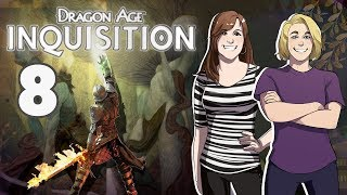 Dragon Age Inquisition #8 | THE THREAT OF BEARS