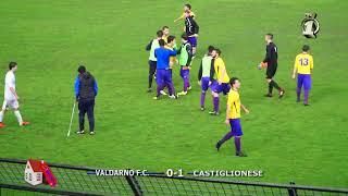 Eccellenza Girone B Valdarno-Castiglionese 0-1