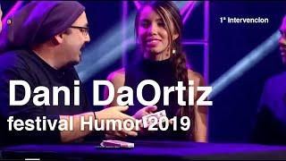 Dani Daortiz, Festival del humor. Caracol TV Colombia 2019