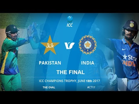 ICC Champions Trophy Final   Pakistan Vs India   DBC 17 Highlights