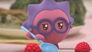 Малышарики - Малинки - серия 126 - обучающие мультфильмы для малышей - о полдние