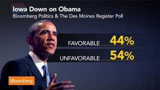 Obama Loses Iowans Who Launched His Path to Presidency