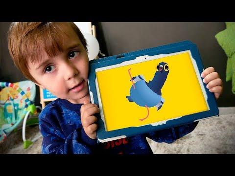 JOGO DO POMBO DANÇARINO!! Jogos do Tablet do Maikito - Pigeon Pop Android Game
